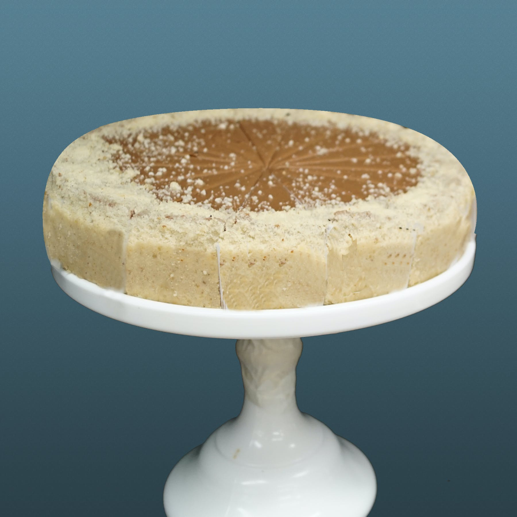 Chocolate Amaretto Cheesecake 9 By The Nuns Of New Skete Goldbelly