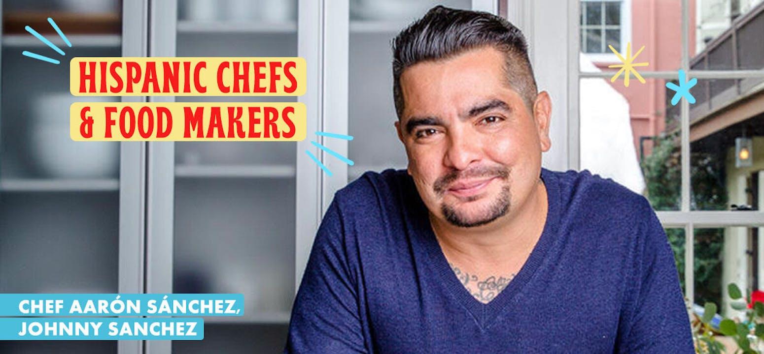Acclaimed Hispanic Chefs