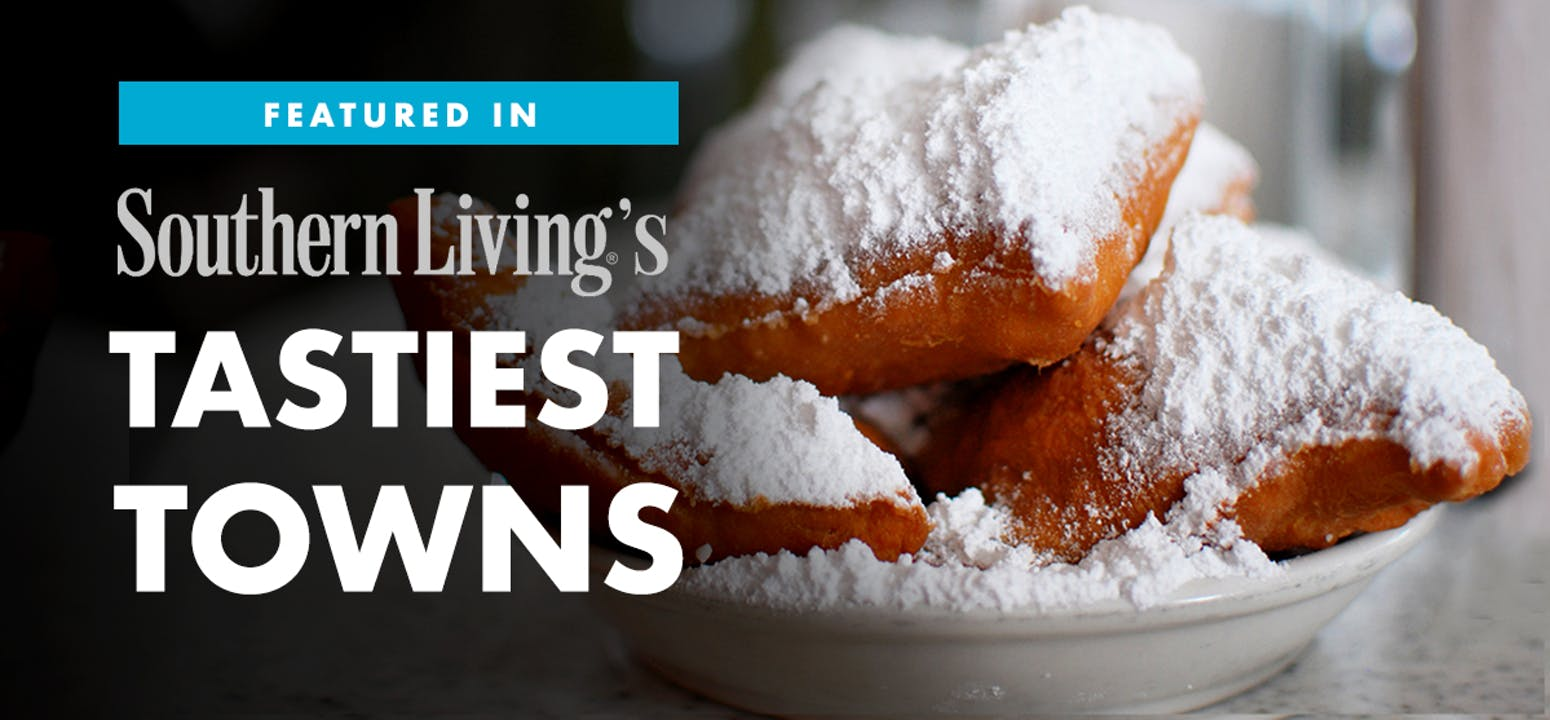 Southern Living's Tastiest Towns