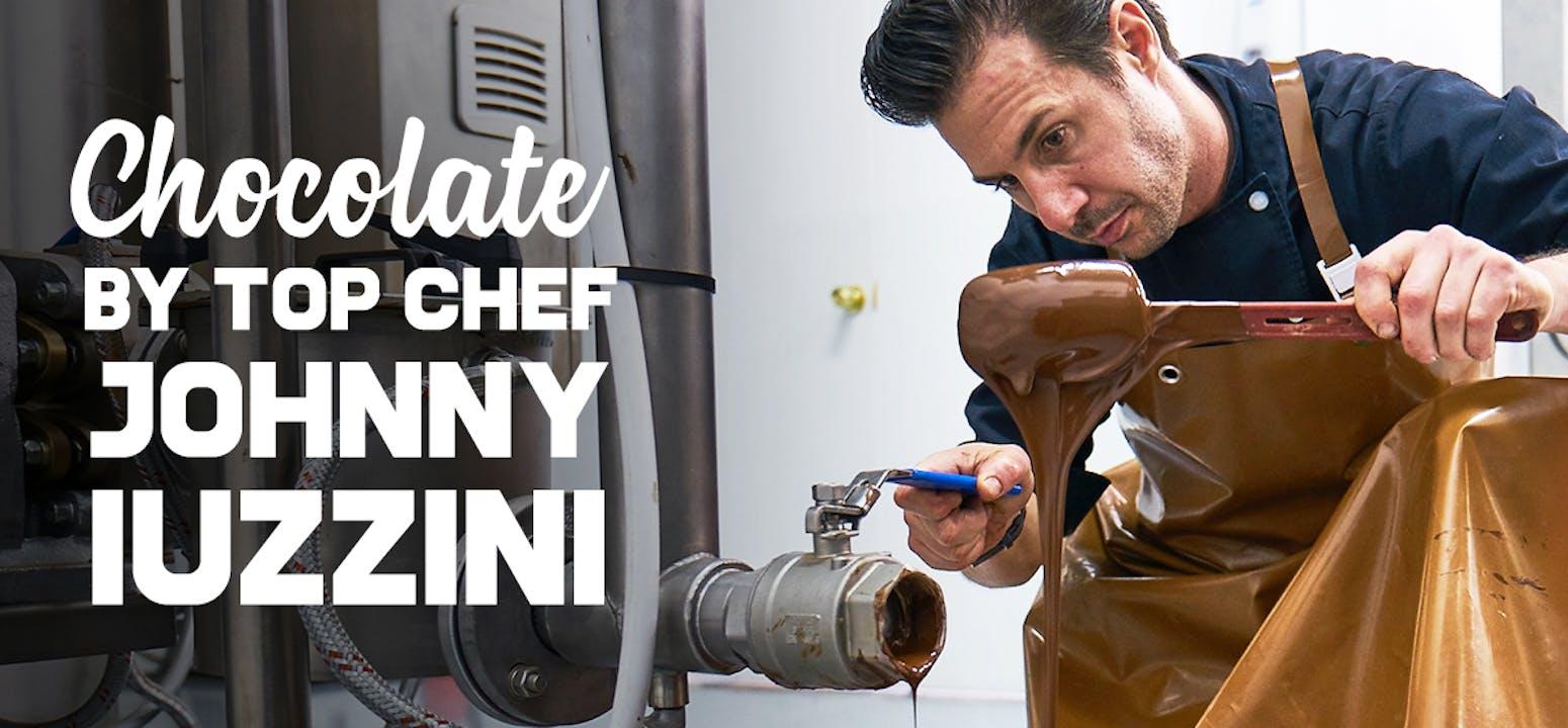 Chocolate by Chef Johnny Iuzzini