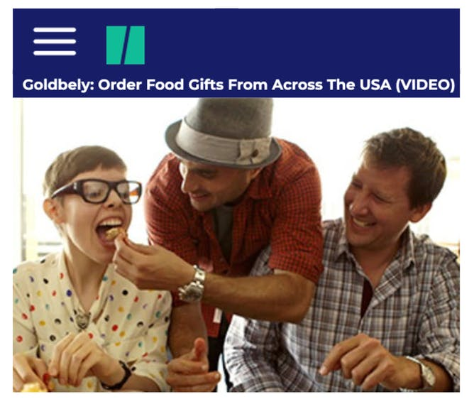 Goldbelly: Order Food Gifts From Across the USA article thumbnail