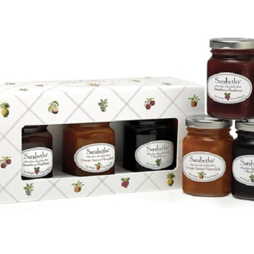 Sarabeth's Preserves - 3 Jar Gift Box