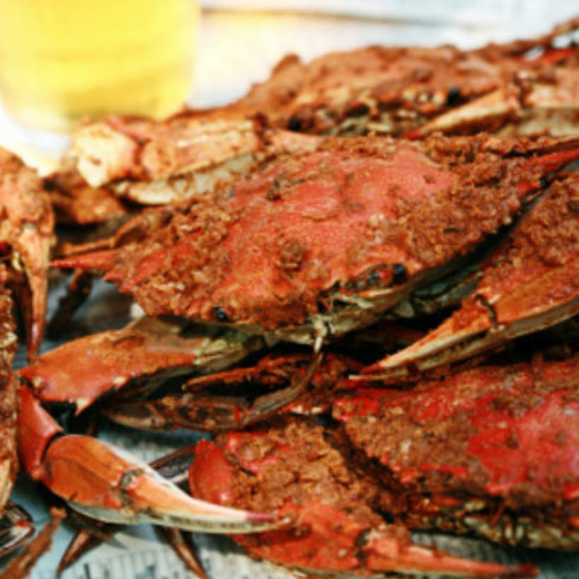 Maryland Steamed Crab Kit - Premium Size