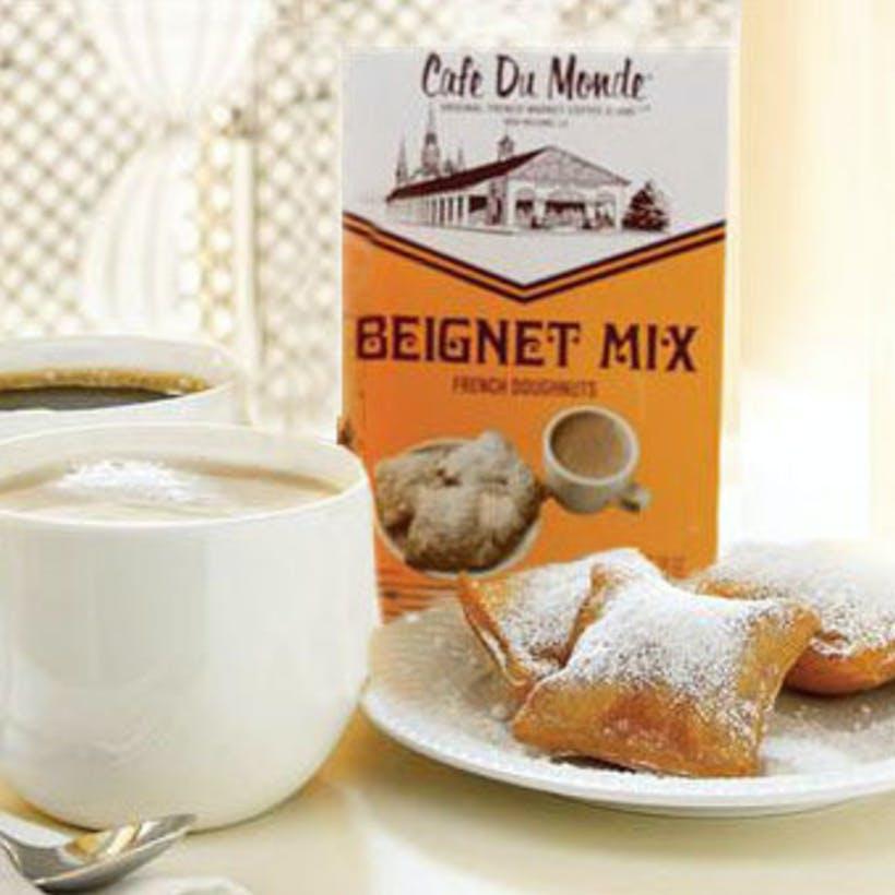 Cafe du Monde Coffee & Beignet Mix