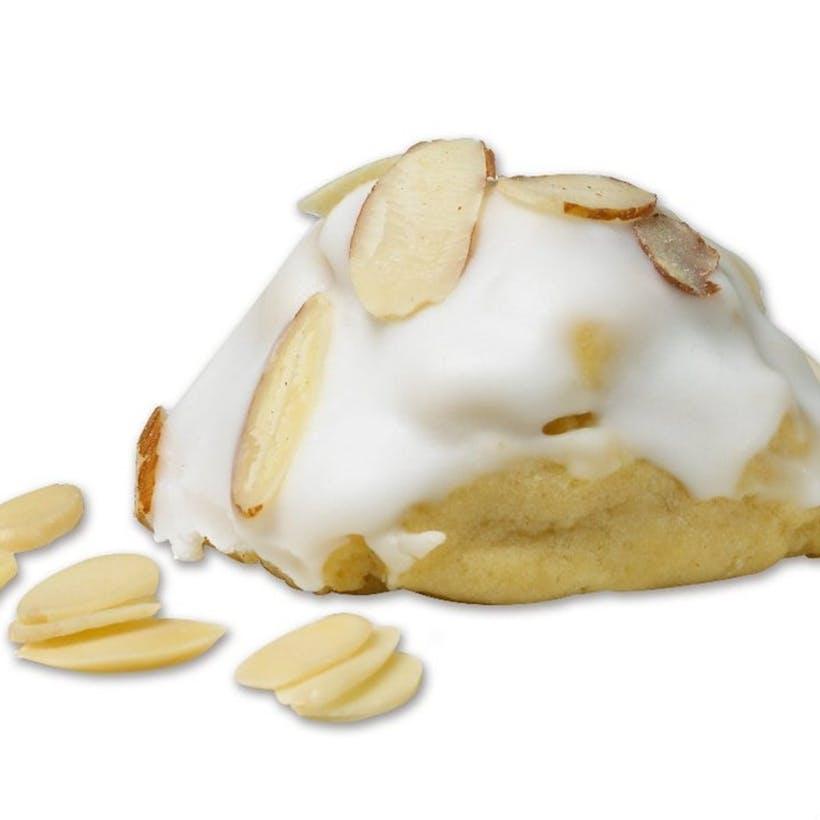Iced Almond Cookie Dozen