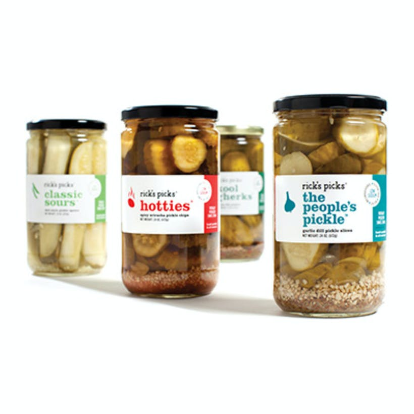 Low Sodium Pickle Pack