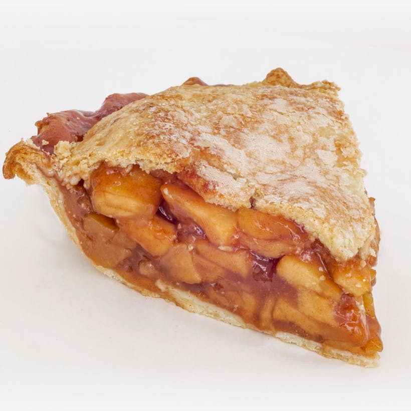 Northern Spy Apple Pie (Vegan)