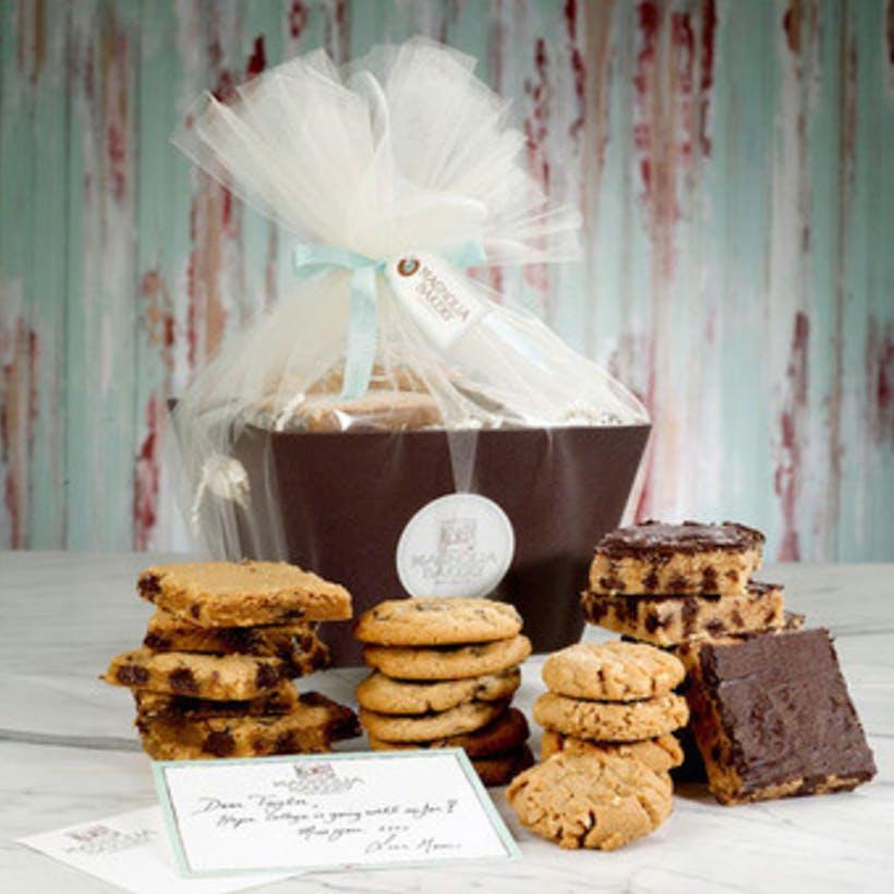 Care Package: Cookies + Brownies + Blondies