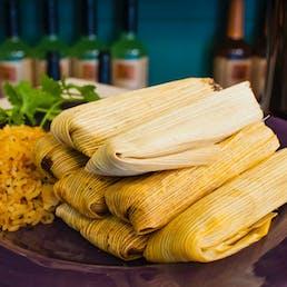 Mexican Pork Tamales