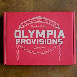 European Salami Sampler with Red Gift Box