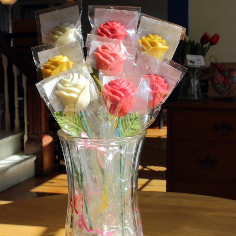 Chocolate Roses Bouquet