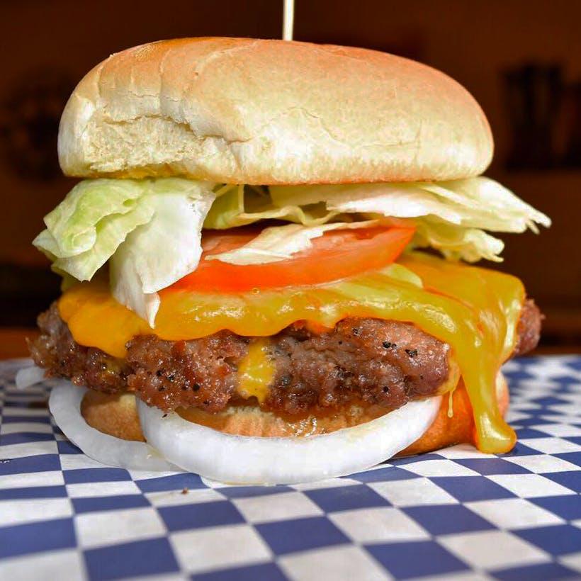 Mesquite Smoked Brisket Burger Patties + Dry Rub