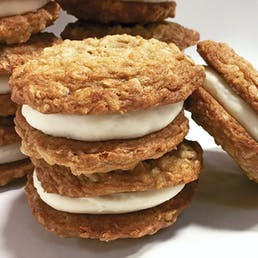 Oatmeal Cookie Pies