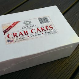 GIANT All-Natural Crab Cakes - 1/2 Lb. Size