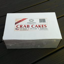 All-Natural Jumbo Lump Crab Cakes - 4 Oz. Size