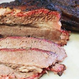 Mesquite Smoked Brisket & Texas Hot Links Pack