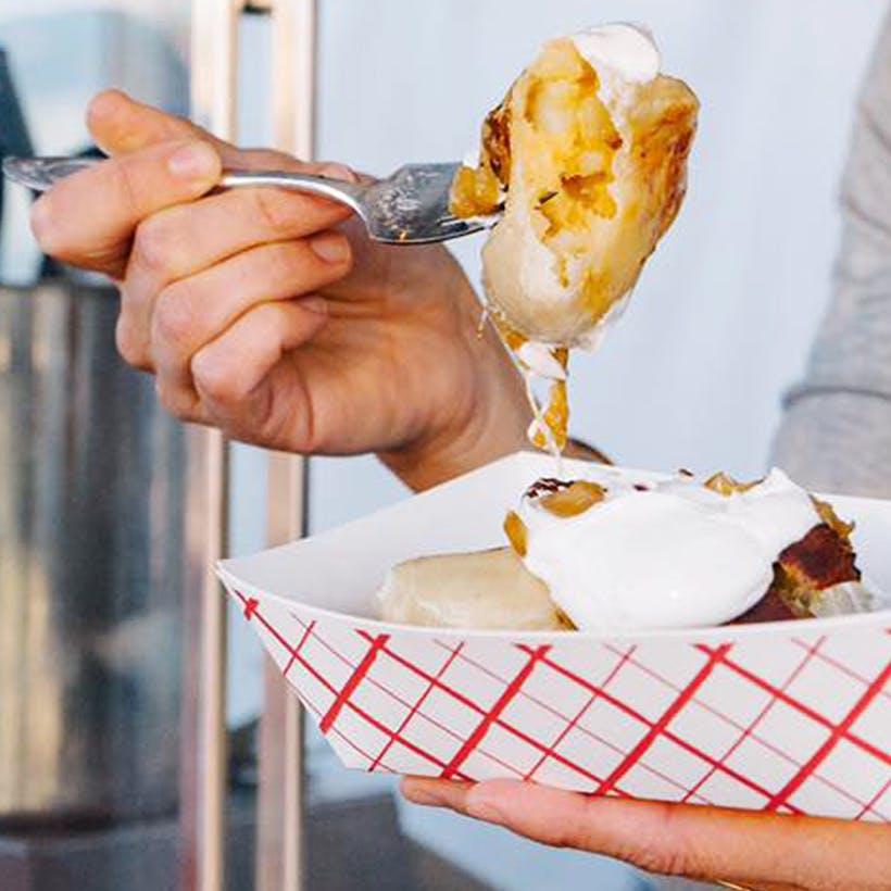 Potato & Cheese Pierogis