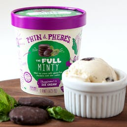 The Full Minty Ice Cream - Gluten Free
