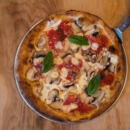 Coal Oven Mushroom Pizza - 6 Pies
