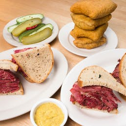 Pastrami or Corned Beef Sandwich Kit for 2