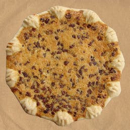 Cafe's Buttermilk Delight Pie