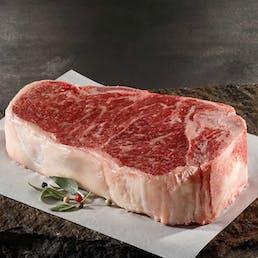 American Wagyu Bone-In New York Strip Steaks