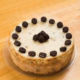 GIANT Oreo Cheesecake