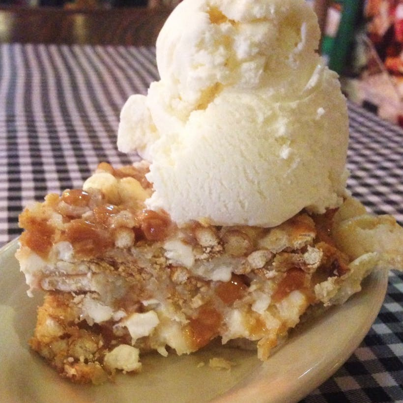 Cafe's 3-Month Pie Plan