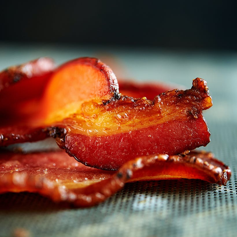 Hickory Smoked Pepper Bacon - 3 Pack