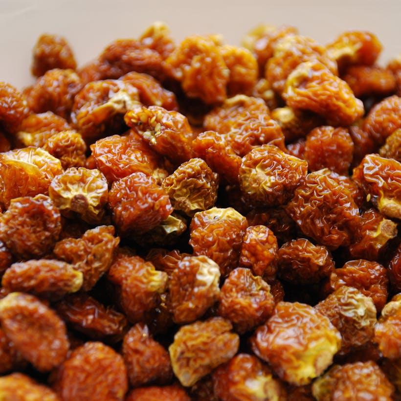 Dried Gooseberries - Natural