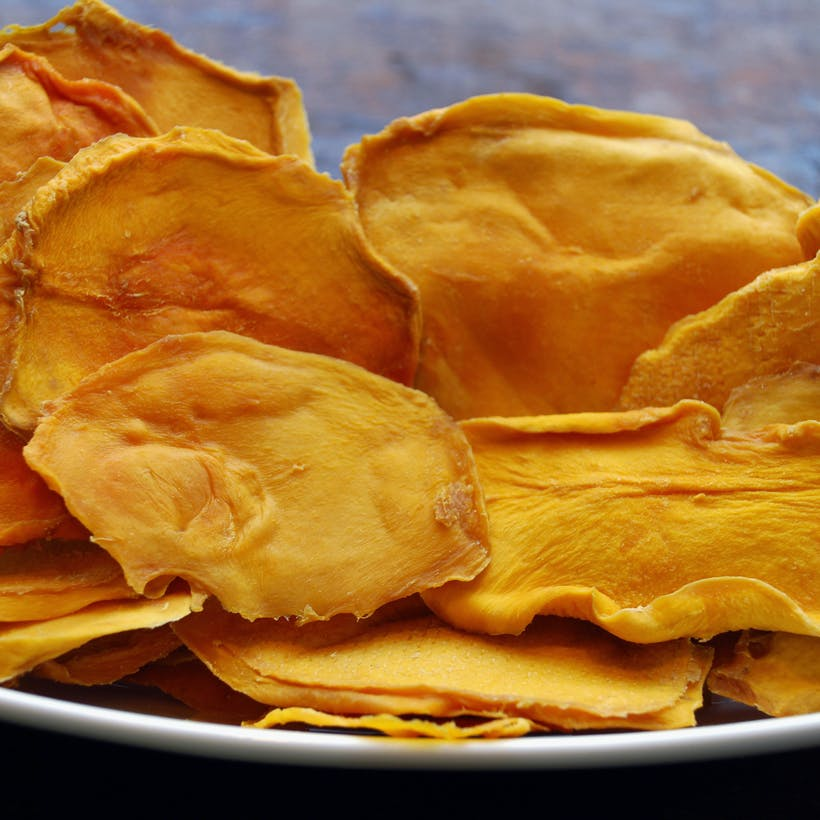 Dried Mango - Natural