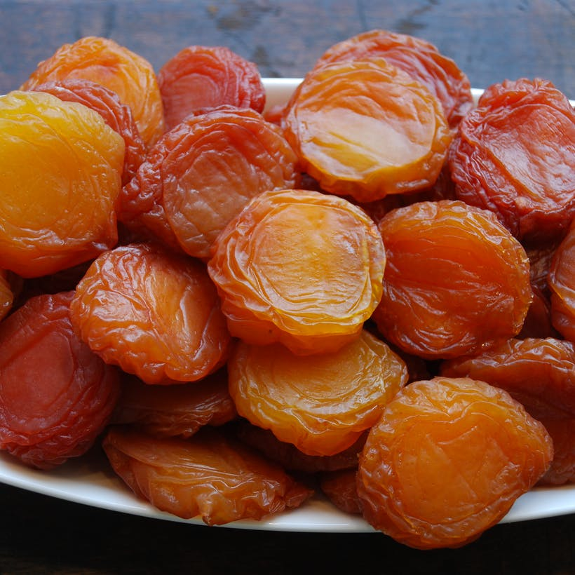 Dried Angelino Plums