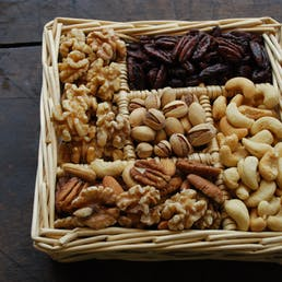 Mixed Nuts Basket - N8S
