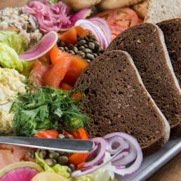 Mile End Appetizing Platter
