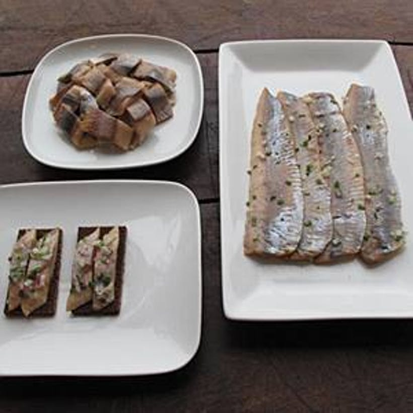 French Herring Fillets