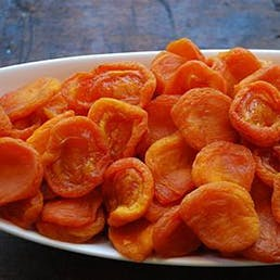 Dried Apricots - California