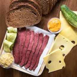 New York Corned Beef Reuben Kit