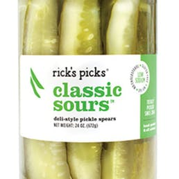 Create Your Own Ricks Picks Pickle Collection