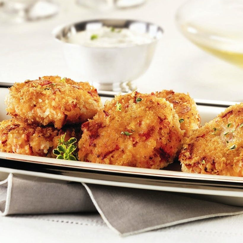 Lobster Cakes - 16 Pack