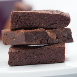 Gluten-Free Fudge Chunk Brownies