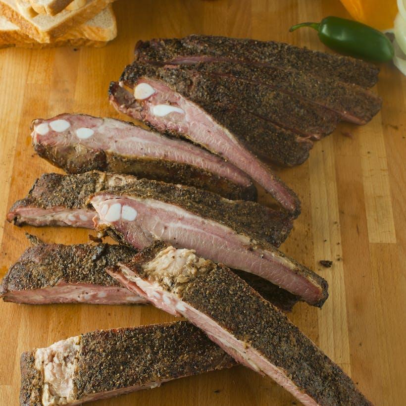 Salt & Pepper Pork Spare Ribs