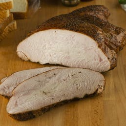 Whole Texas Smoked Turkey