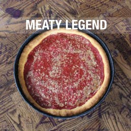 Chicago Deep Dish Meaty Legend Pizza - 2 Pack