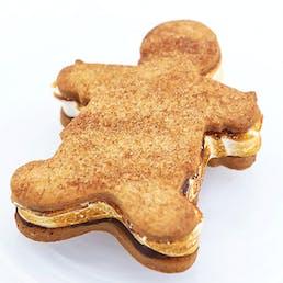 S'Mores Gingerbread Men - 3 Pack