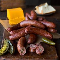 Jalapeño Beef Sausage - Texas Dozen