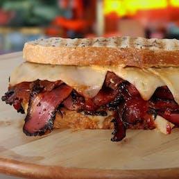 Grilled Pastrami Sandwich Sampler 4 Pack