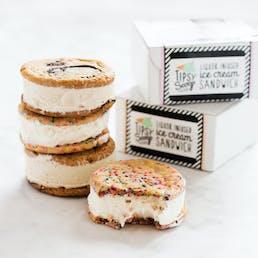 DIY Boozy Ice Cream Sandwich Making Kit - 12 Pack