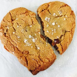 Giant 5-lb Heart Cookie