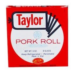 Taylor Ham Pork Roll - Pre-sliced Packs