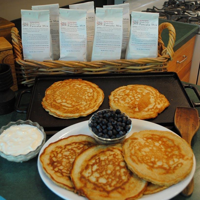 Wholegrain Pancake Mix - 2 Pack